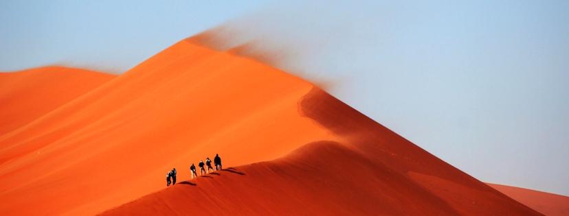 Foto Sahara startpagina