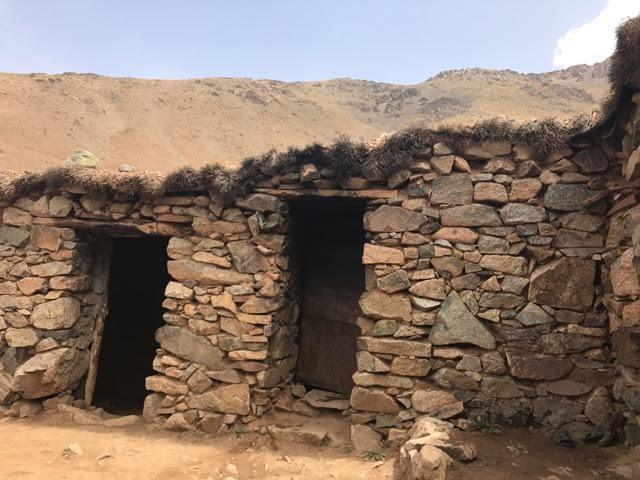 Zomerverblijf herders Oukimaïden