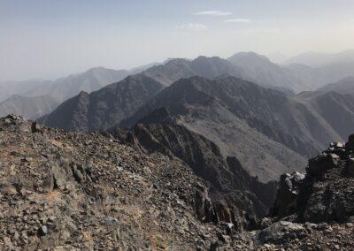 Uitzicht Top Toubkal