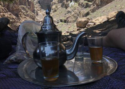 Geen Marokko zonder thee
